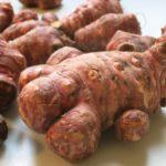 jerusalem artichoke + potato {gratin}