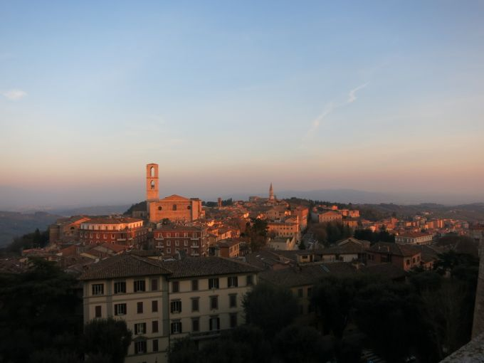 Perugia Sunset