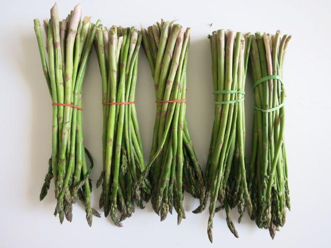 Asparagus for Asparagus lasagna