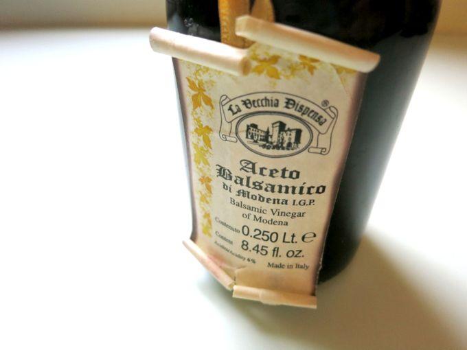 Vecchia Dispensa Balsamic Vinegar