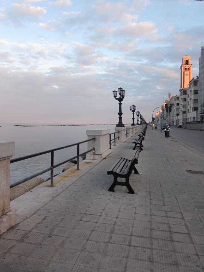 Lungomare, Bari
