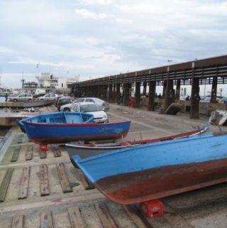 fish market video {bari}