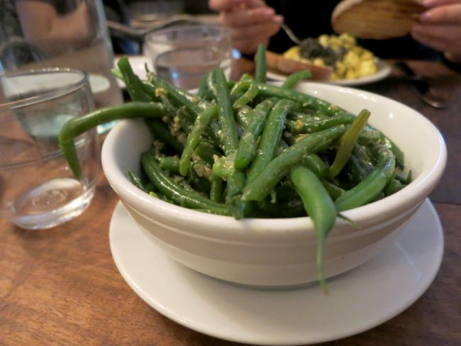 Buvette - Haricots Verts
