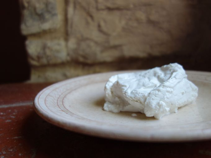 Ricotta for Pasta with Zucchini, Ricotta and Rosemary