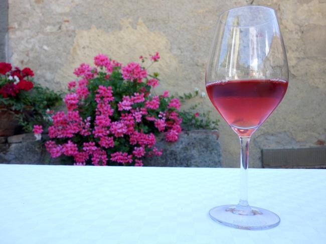 a visit to capezzana {tuscany}