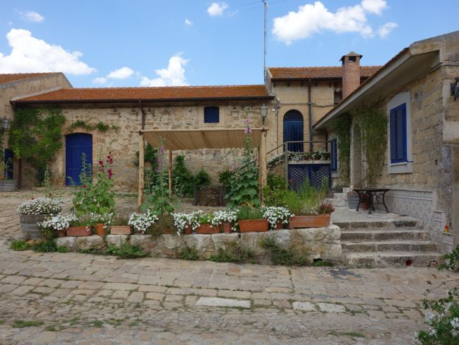 Case Vecchie - Regaleali Estate