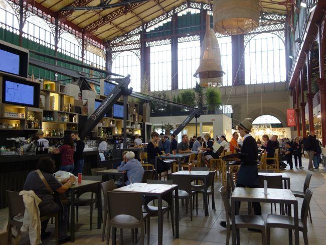 Mercato Centrale , Florence