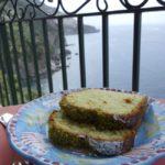pistachio pound cake {hotel il san pietro – positano}