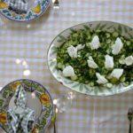 zucchini + ricotta {salad}