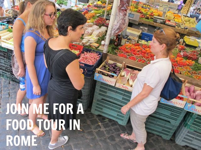 JOIN ME FOR A FOOD TOUR