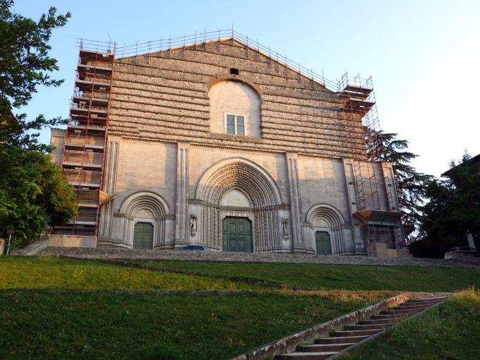 San Fortunato , Todi