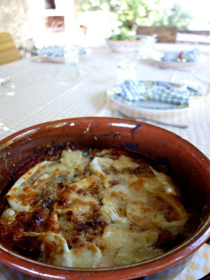 Eggplant Parmigiana Elizabeth Minchilli In Rome1