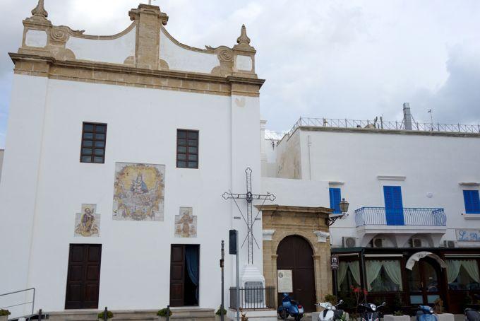 Chiesa della Puritate, Gallipoli