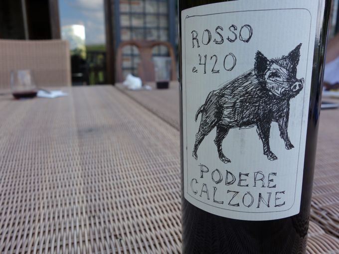 Podere Calzone Rosso 420