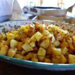 roast potatoes + rosemary