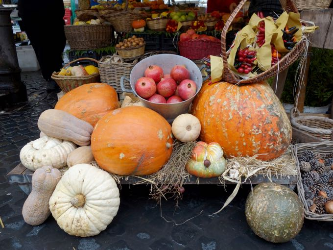 Fall Pumpkins Rome