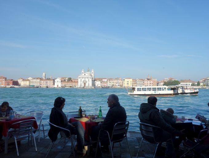 La Palanca, Venice