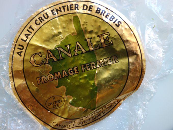 Corsican Sheep Milk Cheese