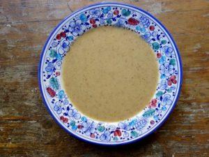 Broccolo Romano Soup