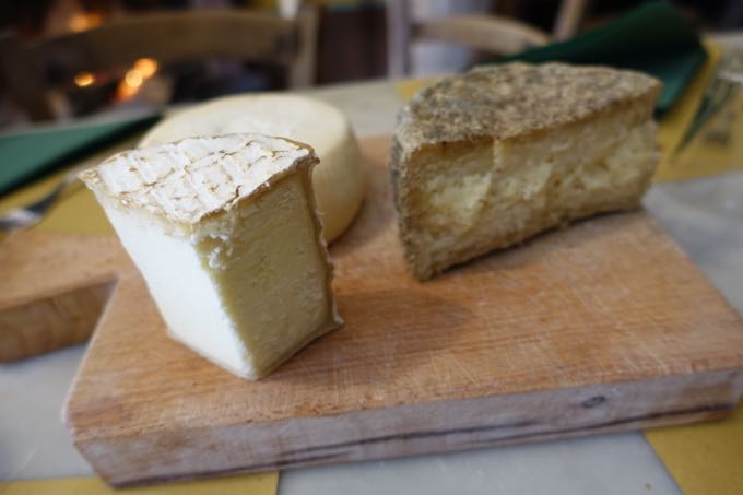 making cheese + pasta {cacio e pepe}