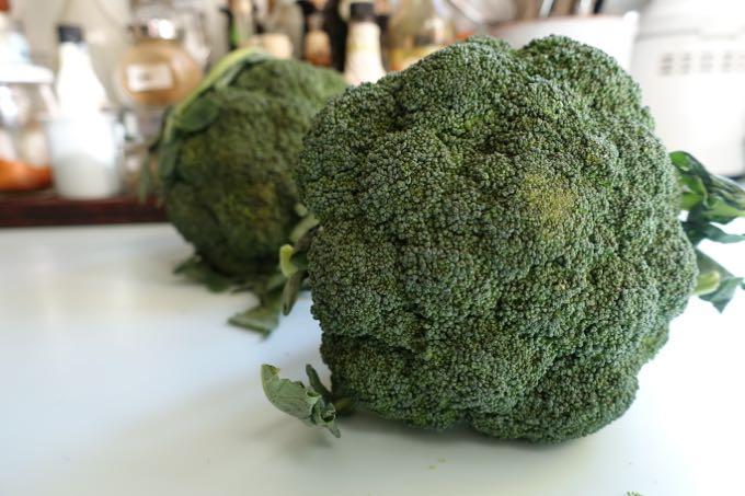 Broccoli, Lemon and Hazelnut Pasta