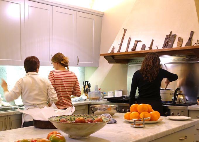 Torta Barozzi, Flourless Chocolate Cake. Elizabeth Minchilli in Rome
