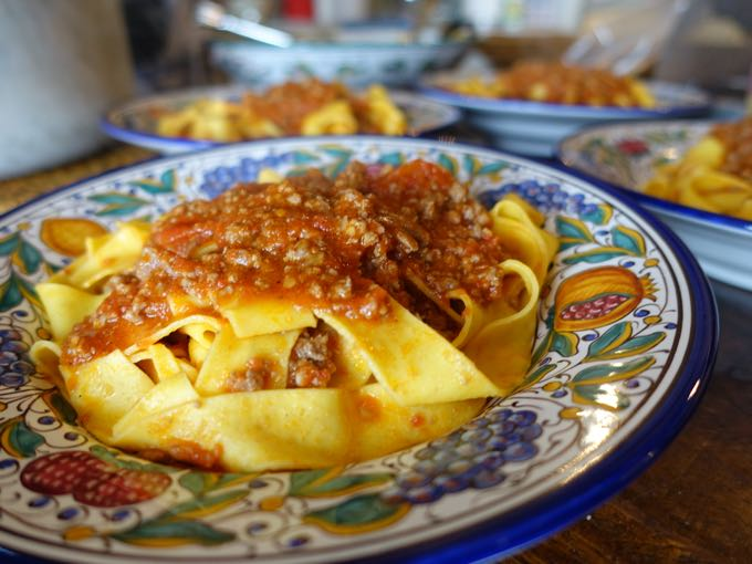 wild boar ragù {video}