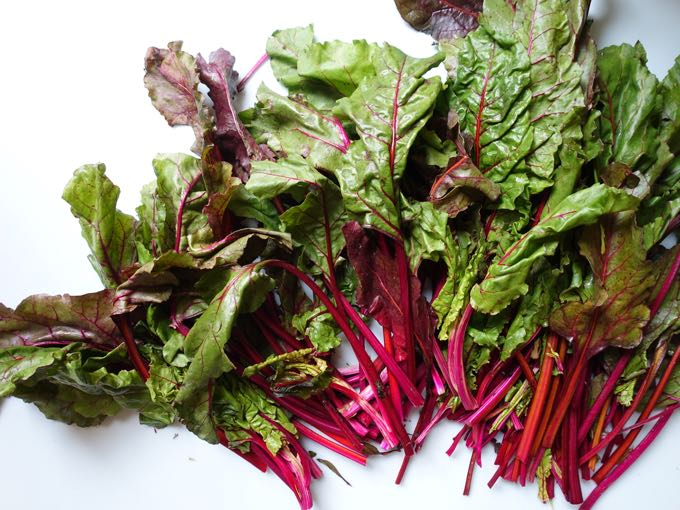 Beet Greens Recipe — Dishmaps