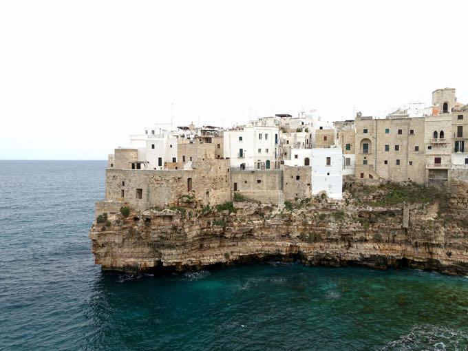 antiche mura {polignano a mare}