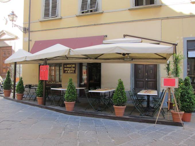 Antica Mescita di San Nicolo Florence Elizabeth Minchilli