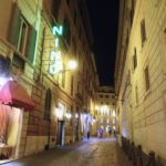 ristorante nino in rome {with victor hazan}