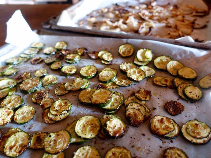 Zucchini Lasagna Elizabeth Minchilli