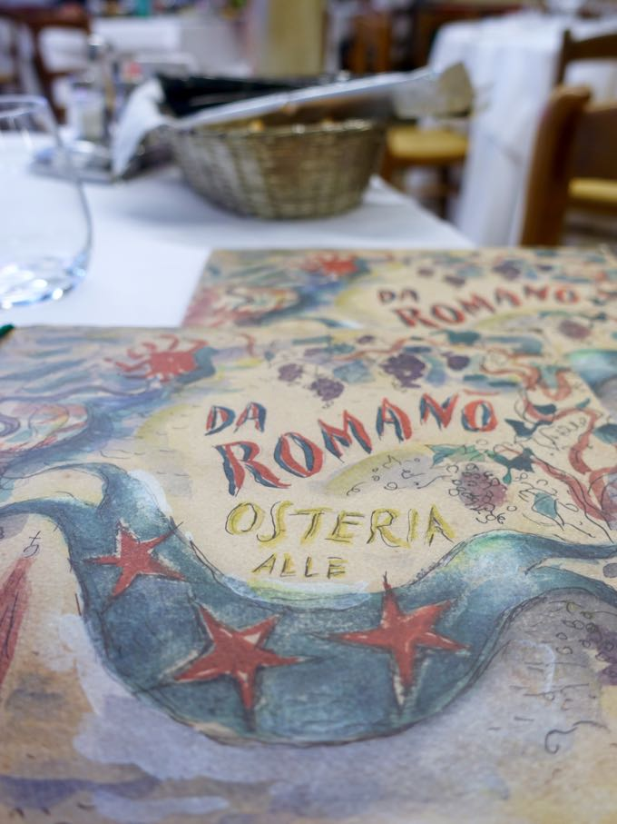 Da Romano, Burano, Venice, Elizabeth MInchilli