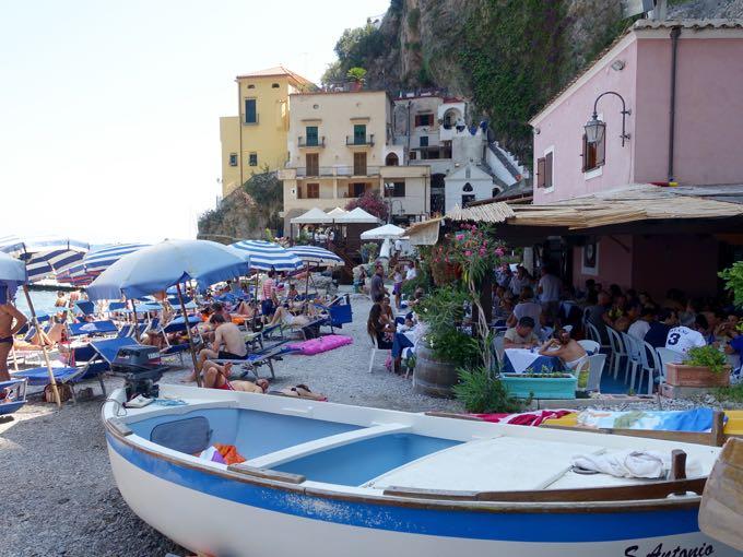 ristorante la tonarella {amalfi coast}