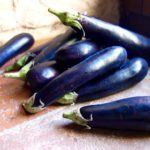 Roasted Eggplant with Herbs