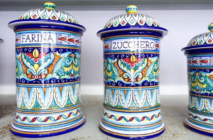 FIMA Ceramics, Deruta, Elizabeth Minchilli