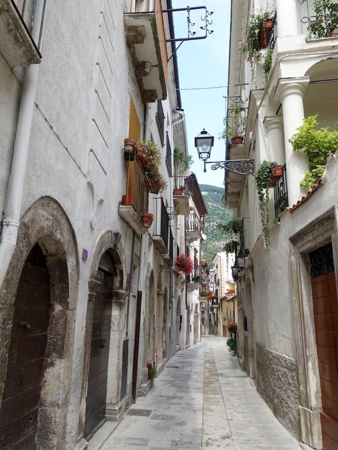 Taverna De Li Caldora Pacentro Abruzzo