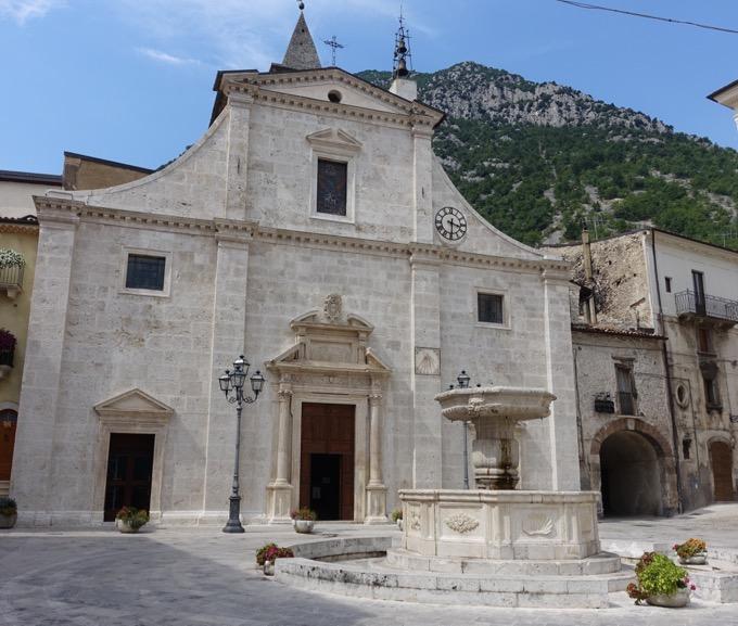 Il Cadoro, Pacentro, Abruzzo