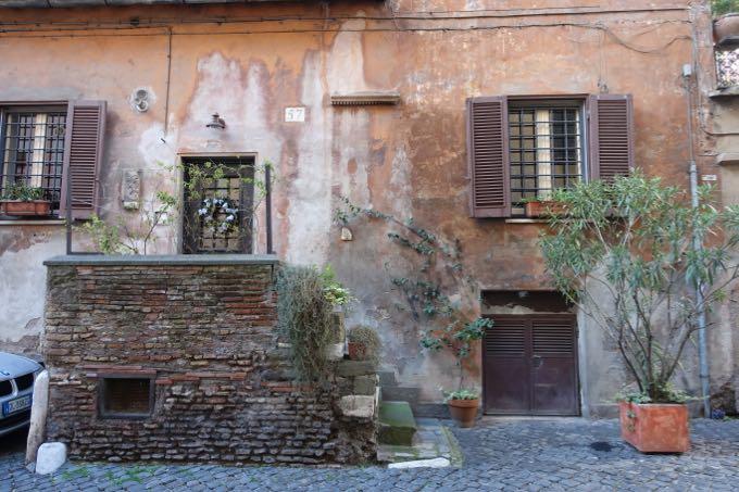 Trastevere, Rome, Elizabeth Minchilli