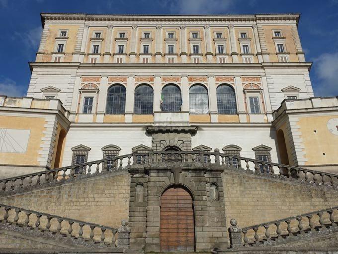 farnese villas + palaces