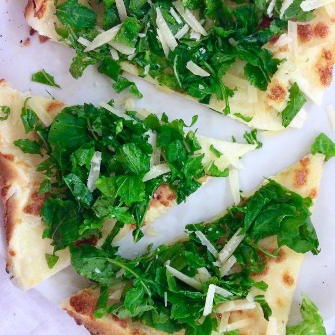 Pizza, Rosa dei Venti