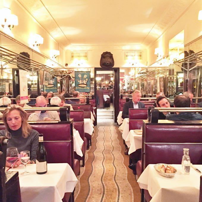 Chez Savy, Paris