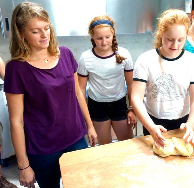 Making Pasta in Umbria, Elizabeth Minchilli