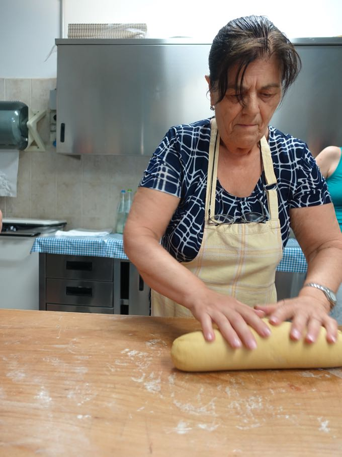 Making Pasta in Umbria, Elizabeth Minchilli