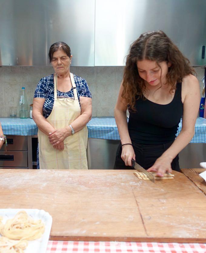 Making Pasta Elizabeth Minchilli - 7
