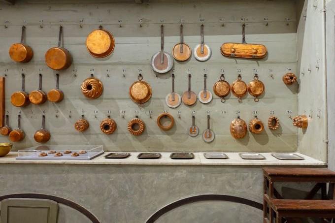 Cucina Ducale, Florence, Elizabeth MInchilli