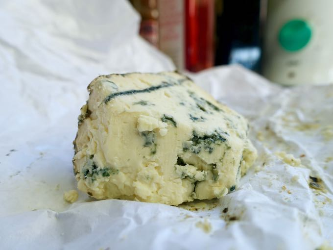 Blue Cheese Elizabeth Minchilli