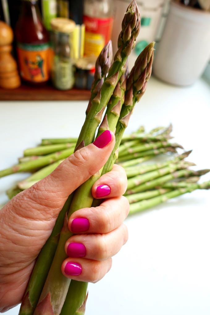 Asparagus Elizabeth Minchilli