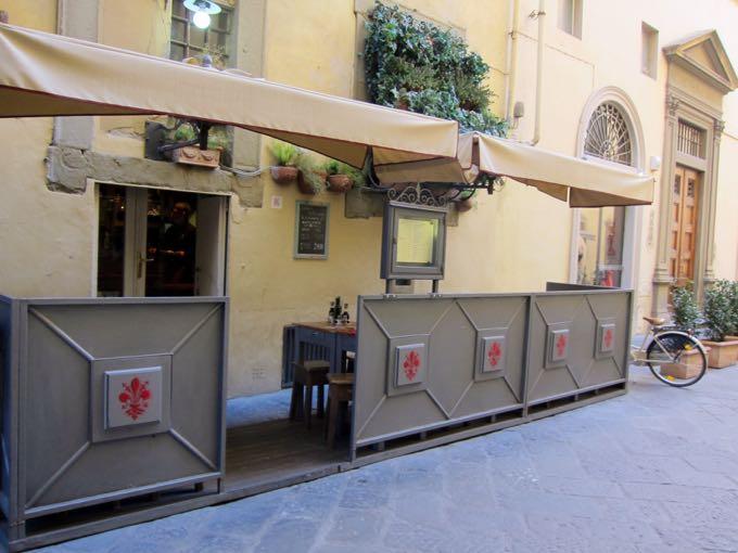 Florence, Taste 2012 Osteria delle Belle Donne