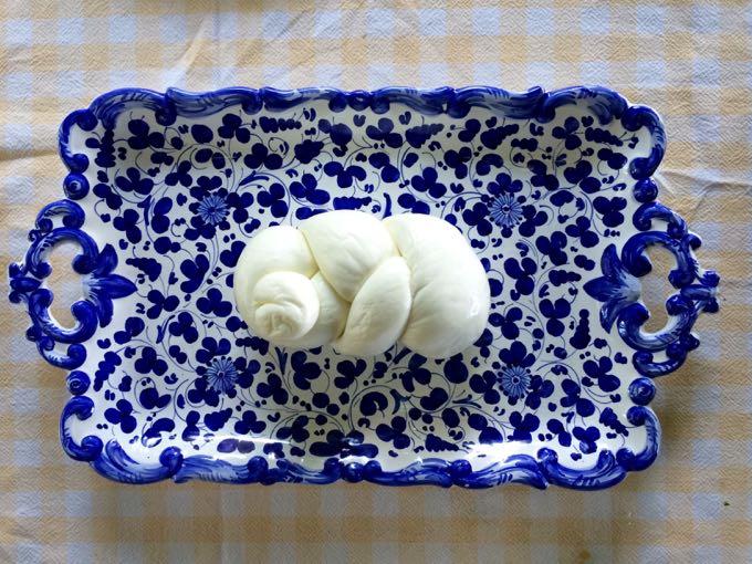 Mozzarella Elizabeth MInchilli